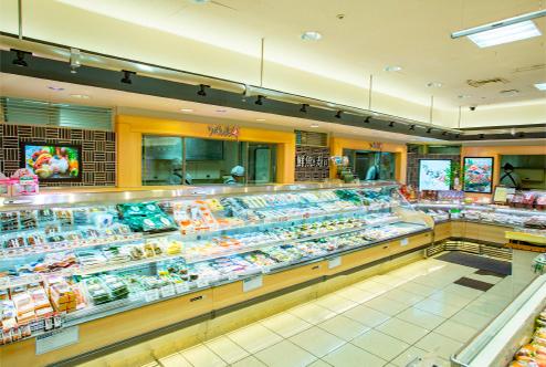 海産物売場【うお活鮮】 大丸芦屋店 B1