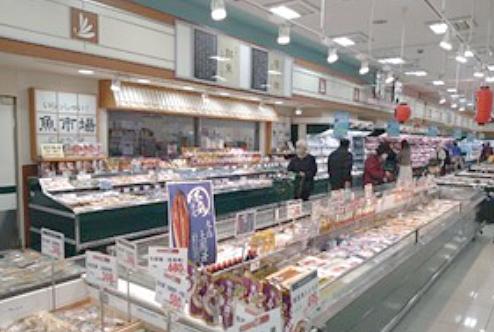香里ヶ丘店 鮮魚売場 KOHYO香里ヶ丘店内